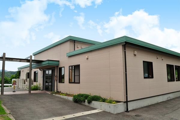 さくらんぼ保育所(益田市医師会職員保育所)外観写真
